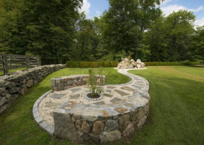 Decorative Walls & Retaining Stone Walls Portfolio