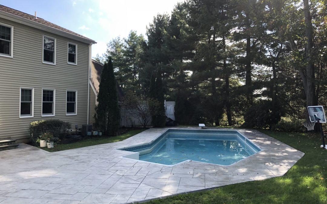 Wilton, CT - Pool Patios, Outdoor Living Spaces, Poolscapes