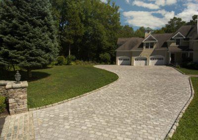 Stone or Pavers Driveway Portfolio