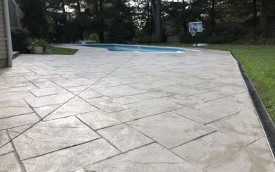 New Canaan, CT | Stamped Concrete Patios | Affordable Stamped or Decorative Concrete Patio Near Me