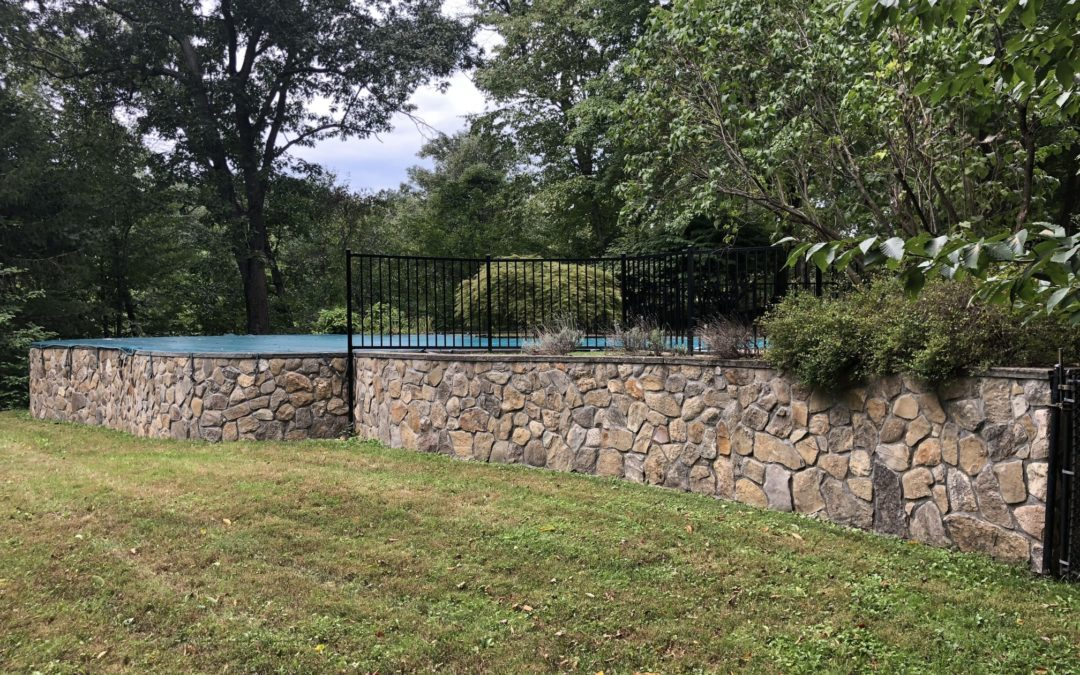 Westport, CT | Stone Wall Contractors | Retaining Wall Builder Near Me | Stone Block Walls