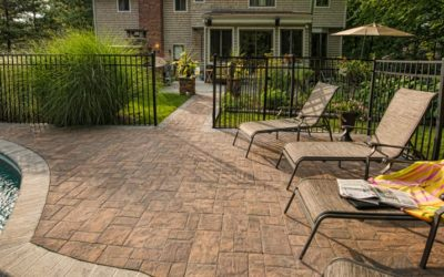 Wilton, CT – Pool Patios, Outdoor Living Spaces, Poolscapes Masonry