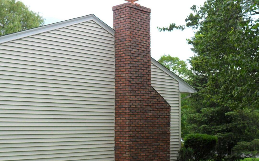 New Canaan, CT | Chimney Masonry Service | Chimney Installation or Repair Near Me
