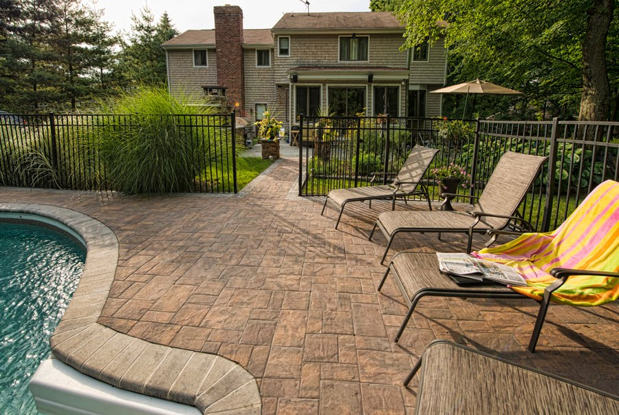 New Canaan, CT | Pool Patio Builders | Pool Patio Construction Near Me | Pool Installers